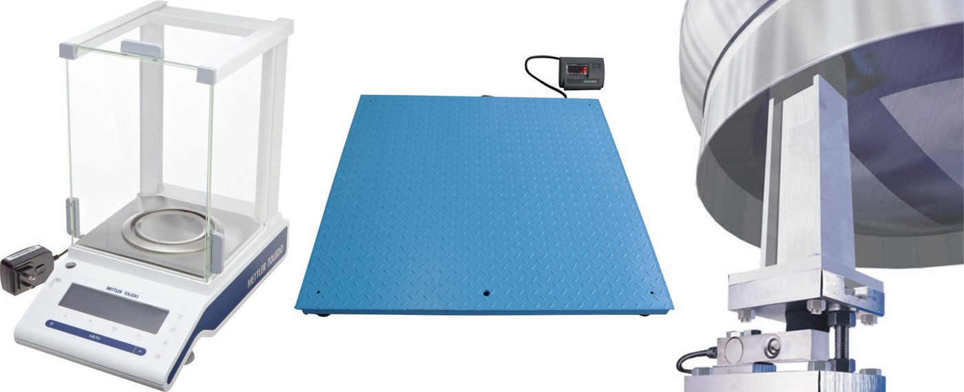 Small scale load cell