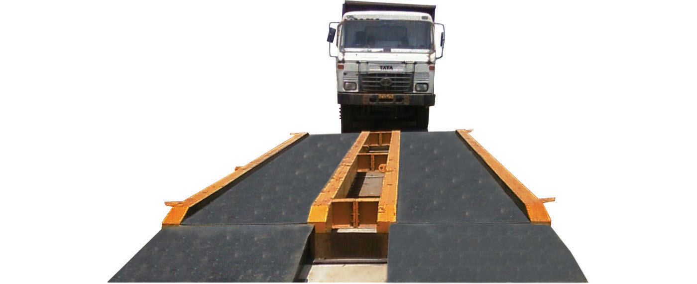 Mobile Weigh Bridge